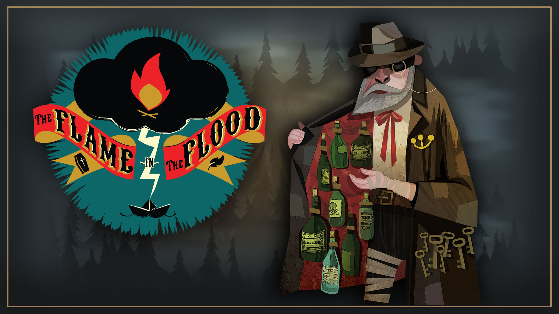 Steam Card Exchange Showcase The Flame In Flood