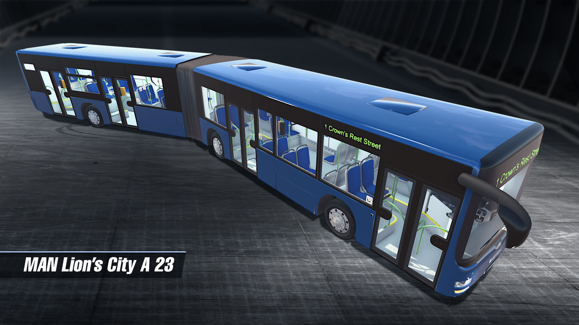 Steam card exchange showcase bus simulator 16 card 6 of 6artwork man lions city a23 malvernweather Image collections