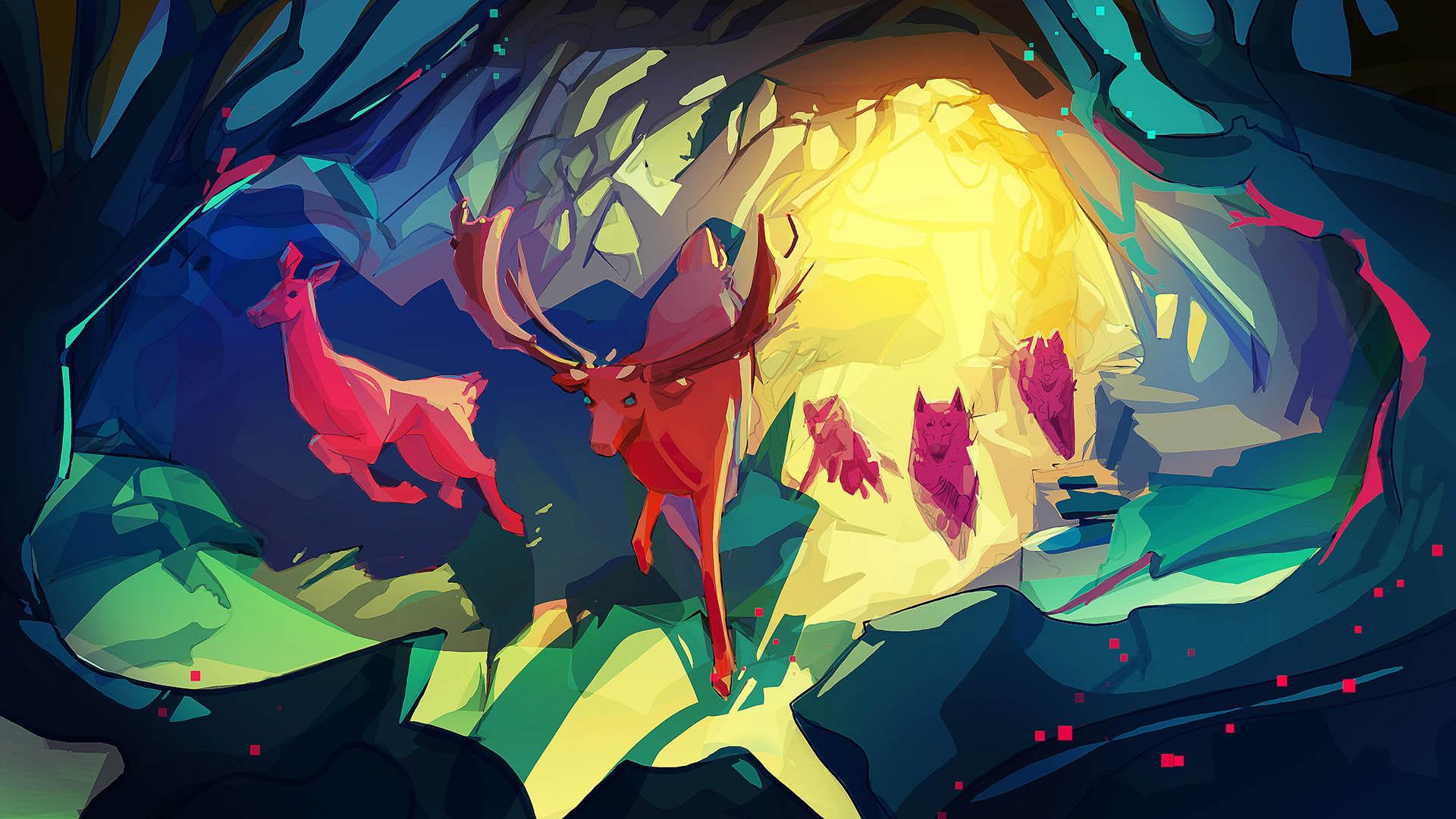 Steam Card Exchange Showcase The Deer God