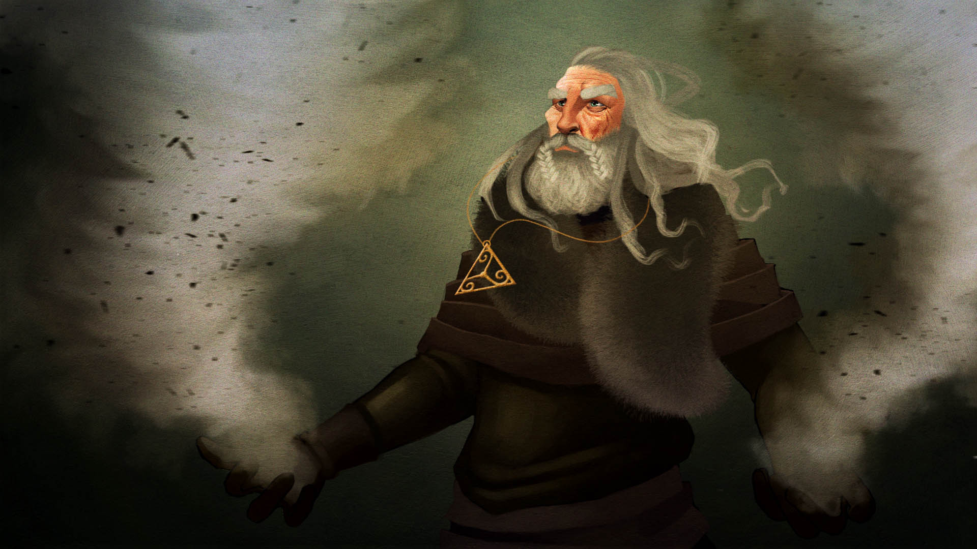 Showcase :: Runes of Brennos