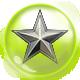 Steel badge