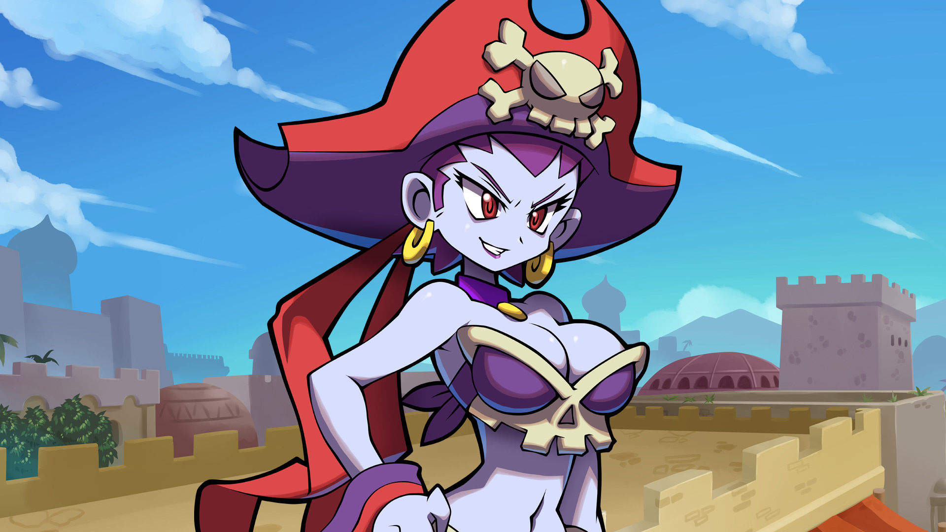 Risky boots x tinkerbat animation by lusty lizard