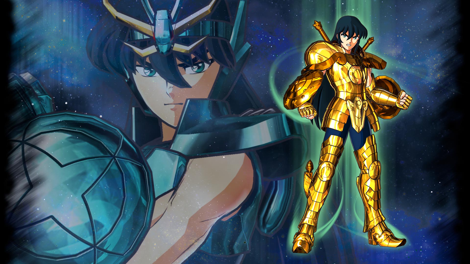 Showcase Saint Seiya Soldiers Soul