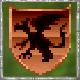 Copper Griffin Emblem