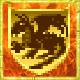 Golden Dragon Emblem