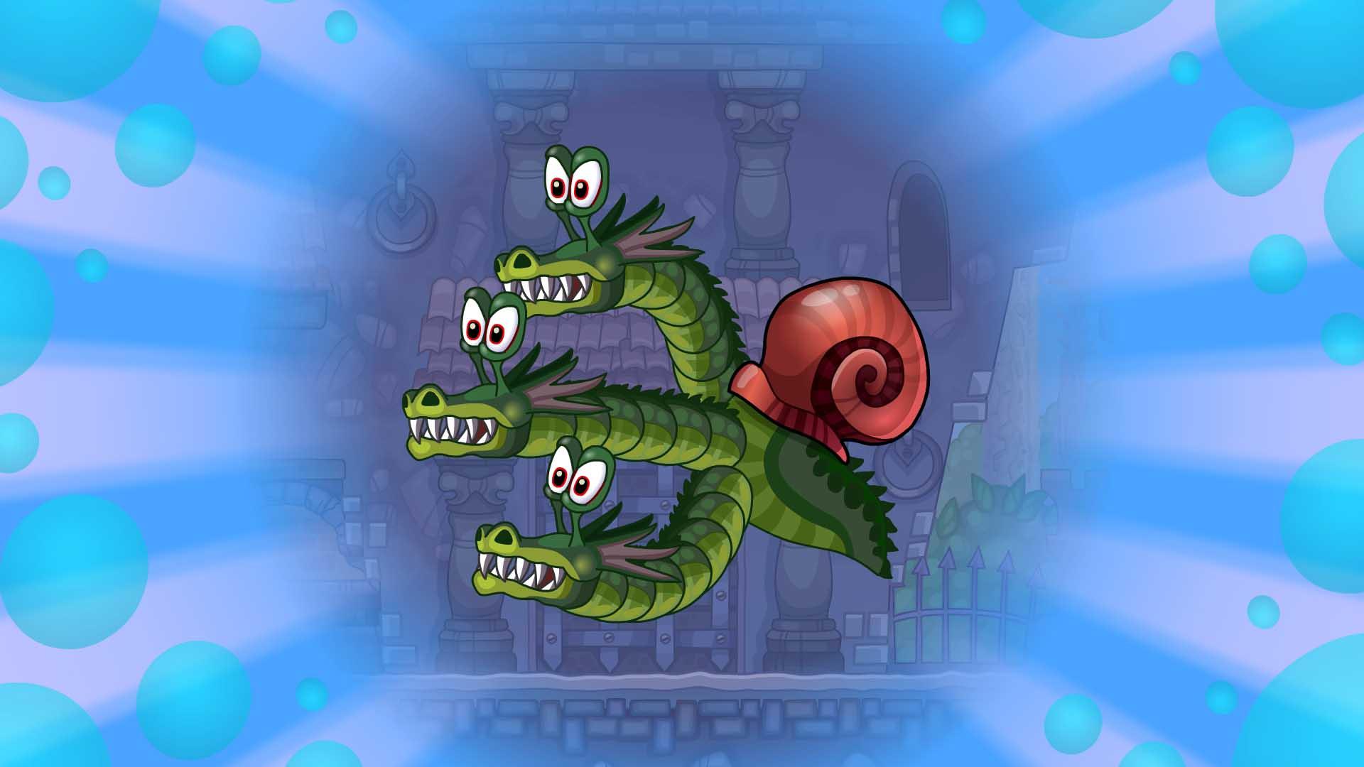Steam Card Exchange Showcase Snail Bob 2
