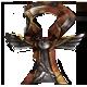 Copper Ankh