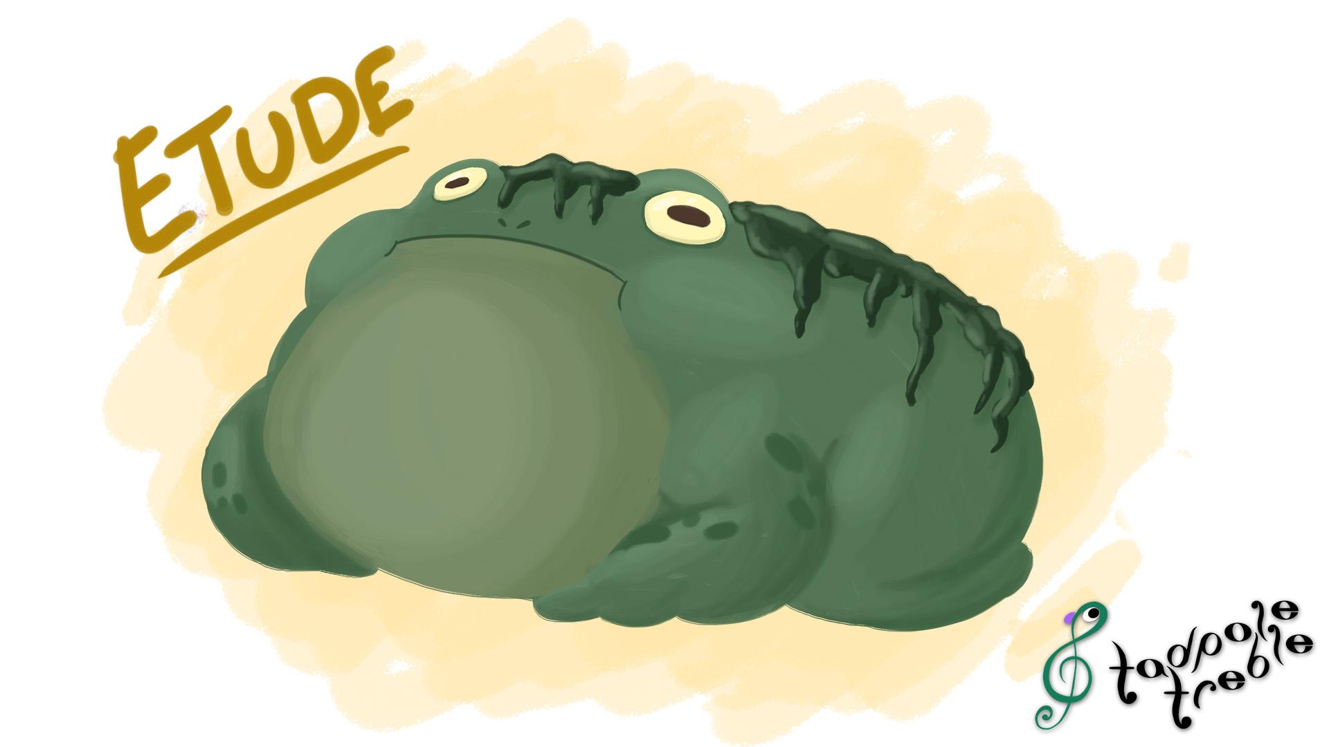 Steam Card Exchange Showcase Tadpole Treble Radiant Backpack Alligator 4 Of 8artwork Etude