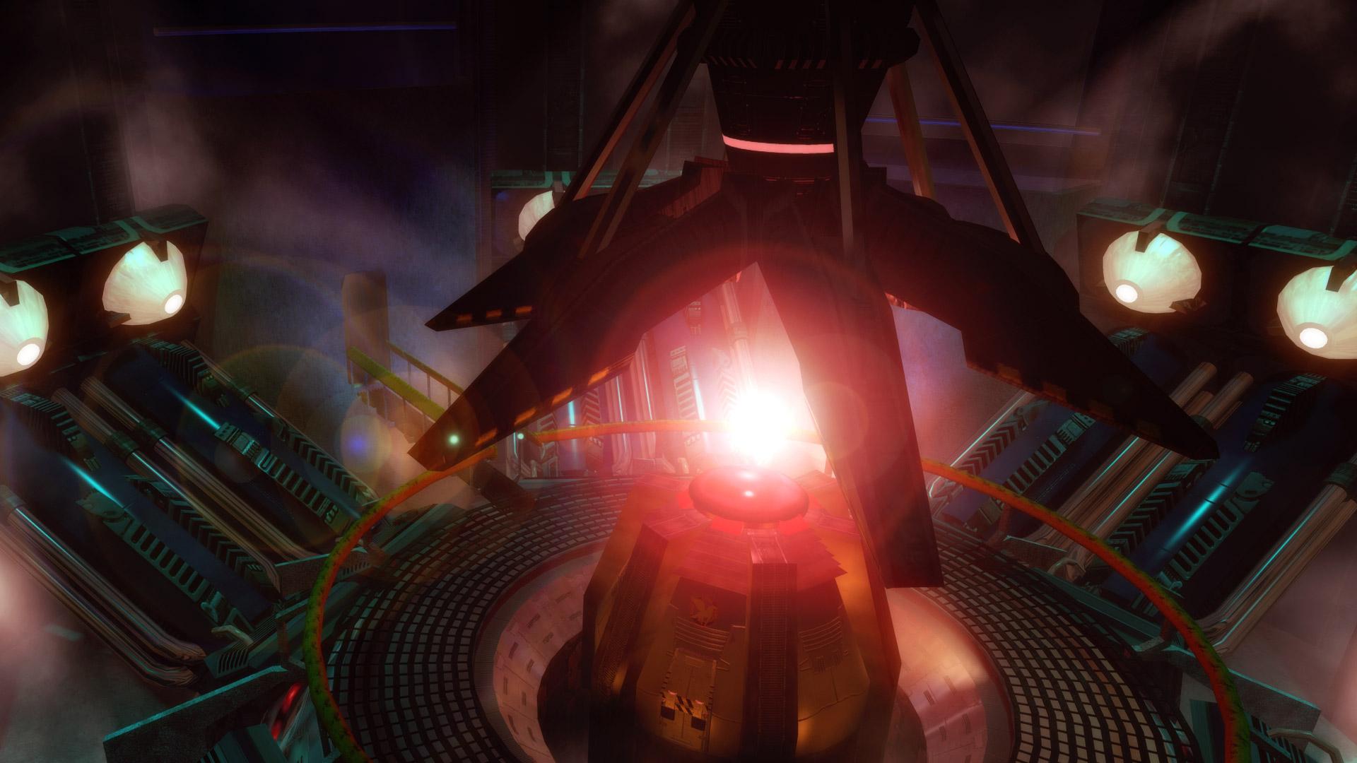 Showcase :: The Journeyman Project 1: Pegasus Prime