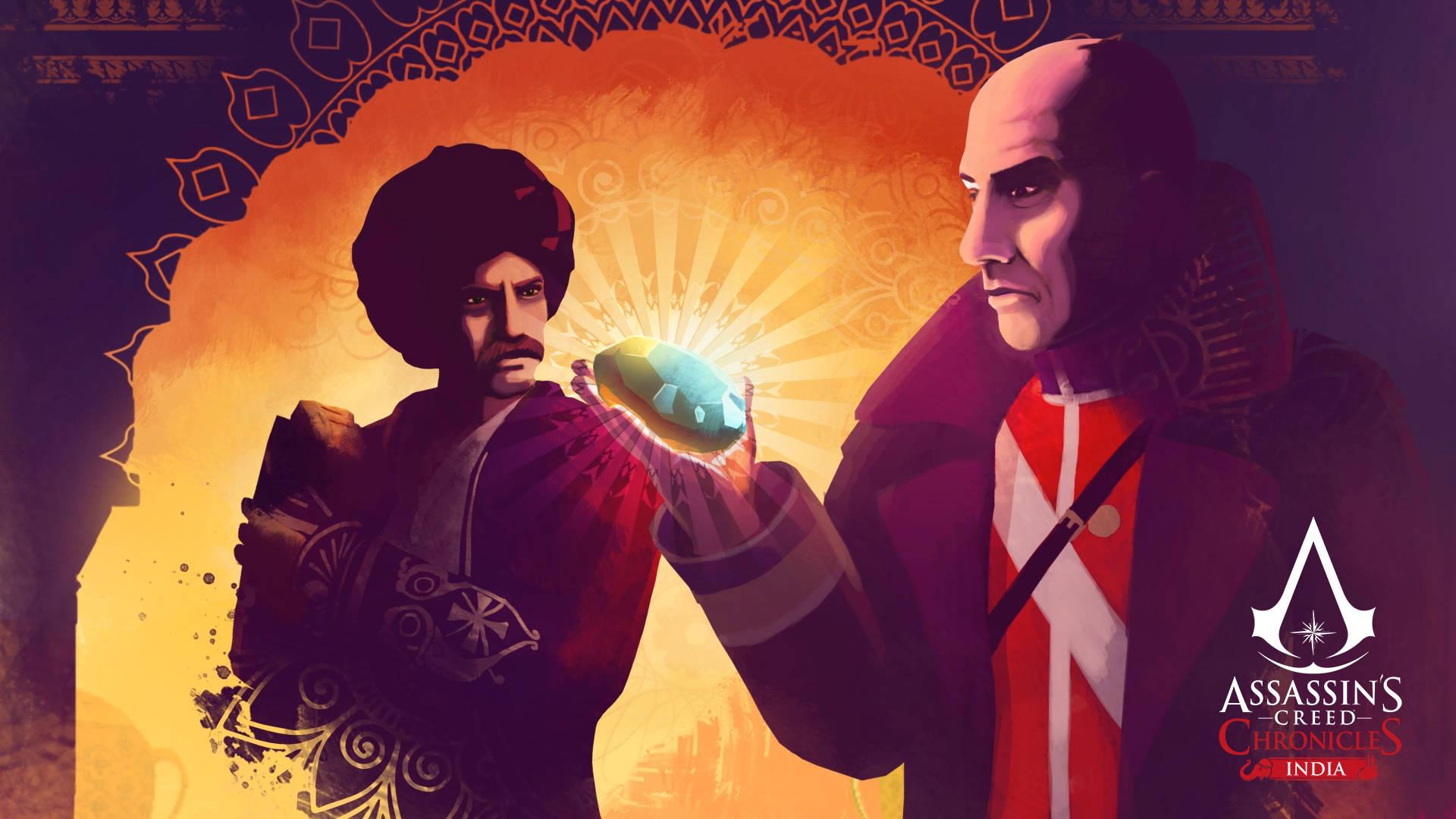 Showcase Assassin S Creed Chronicles India