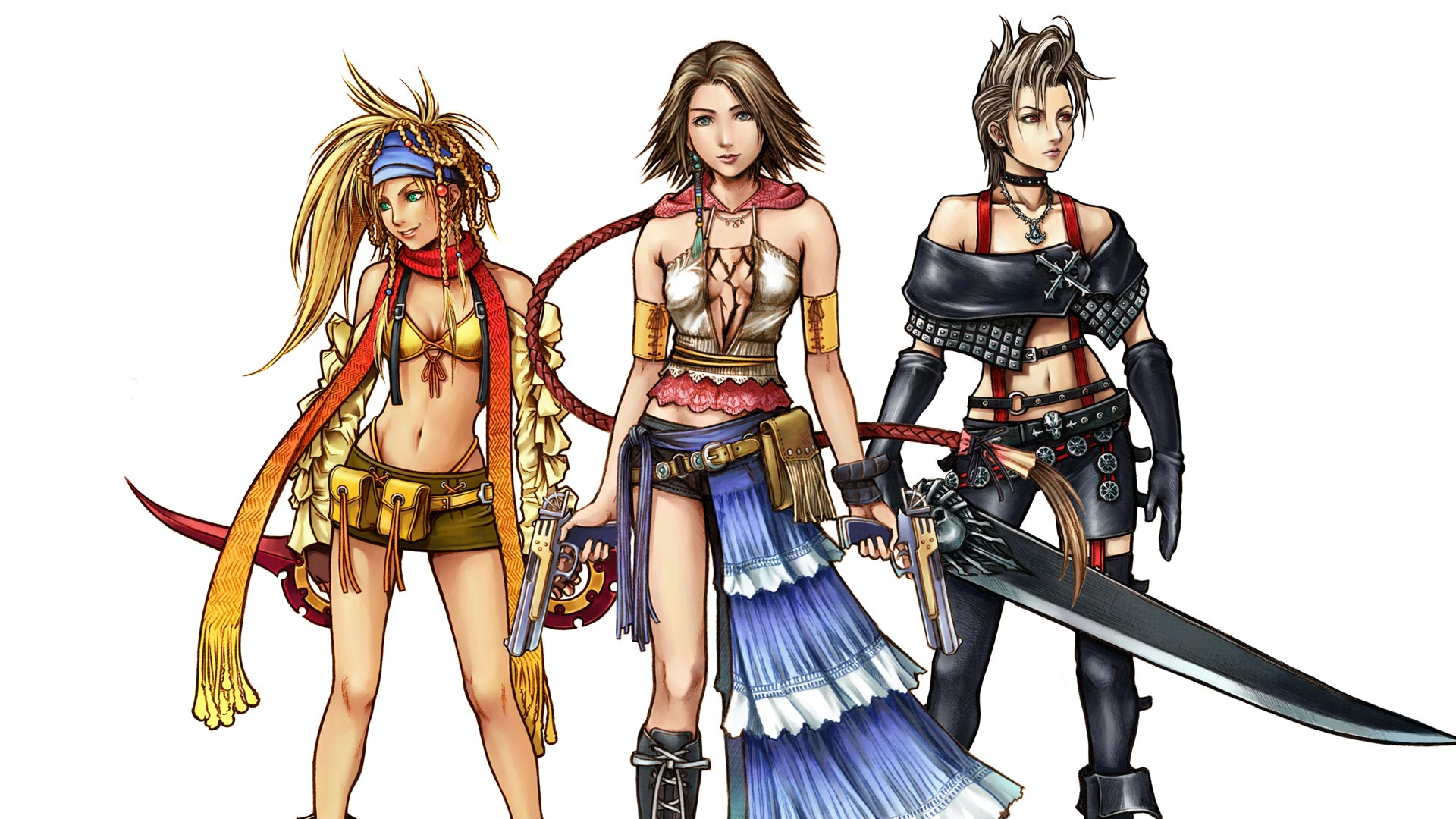 steam card exchange :: showcase :: final fantasy x/x-2 hd remaster