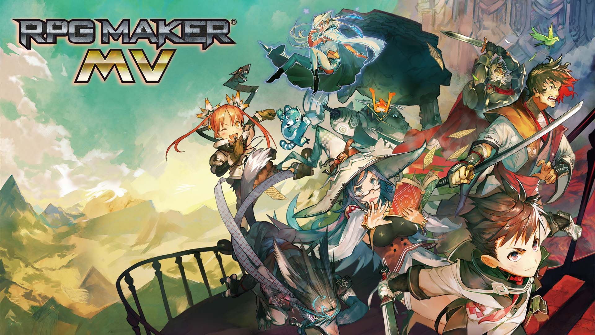 Showcase :: RPG Maker MV