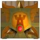 High Priestess Badge