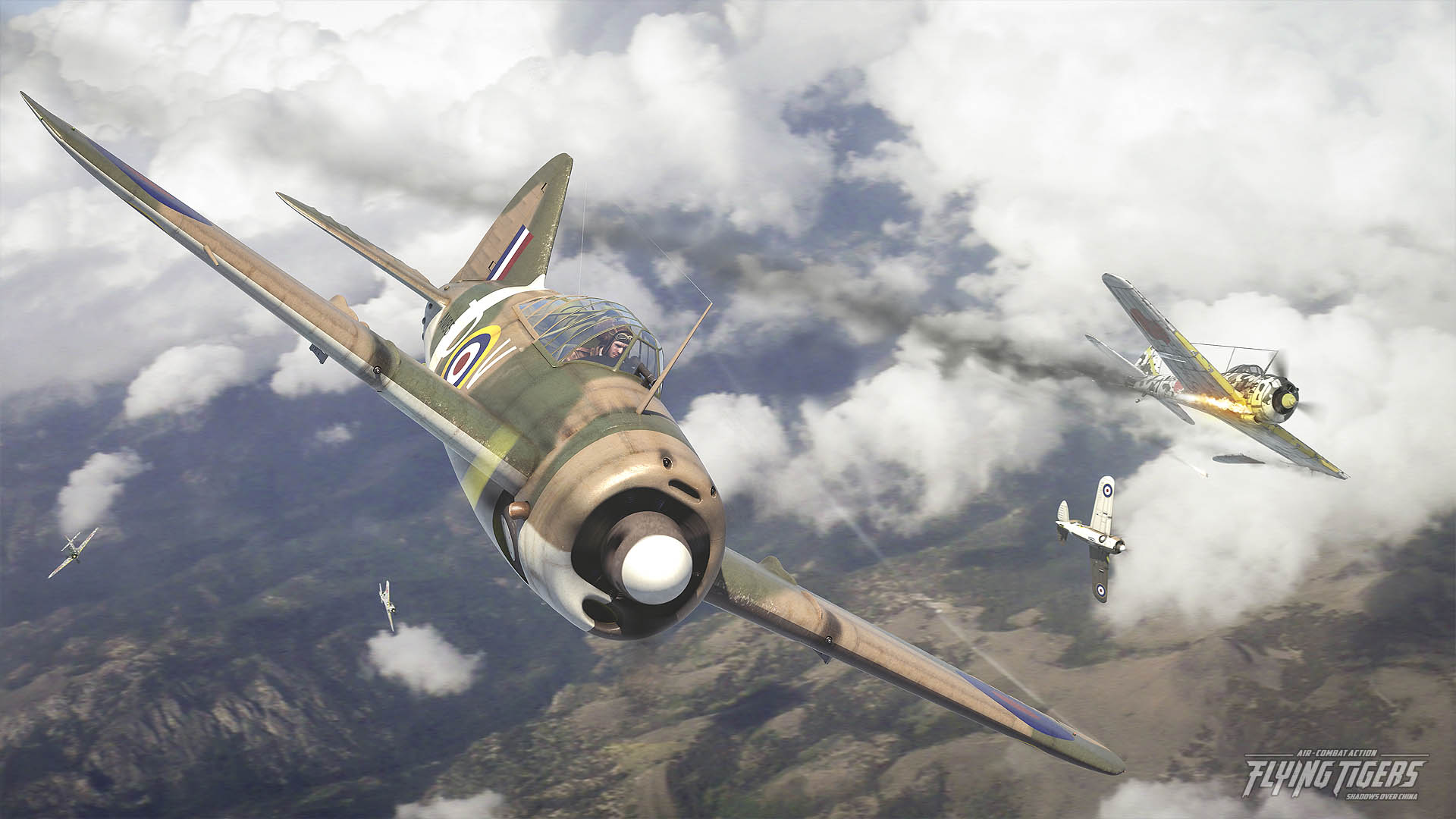 6a26434e7cdabe Steam Card Exchange :: Showcase :: Flying Tigers: Shadows Over China