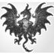 Silver Dragon Emblem