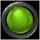Green Orb Badge