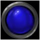 Blue Orb Badge