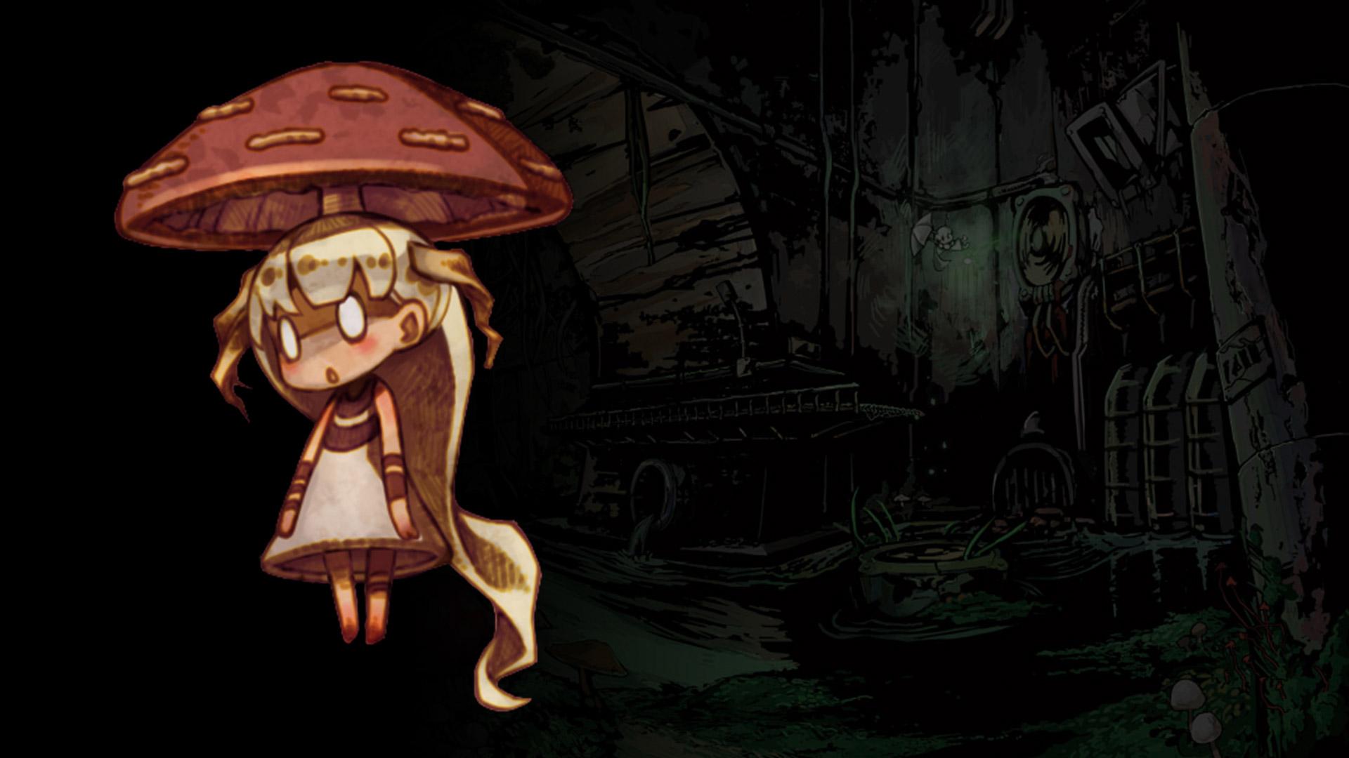 Steam Card Exchange :: Showcase :: htoL#NiQ: The Firefly Diary