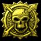 Feared Medallion