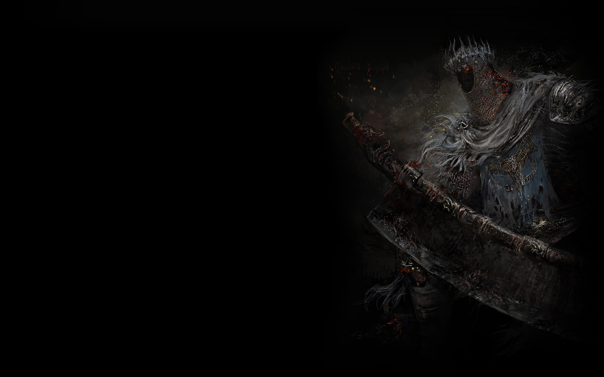 DARK SOULSTM III Profile Background View Full Size