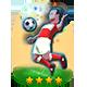 Popular footballer