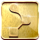 CREO badge - Gold Plated