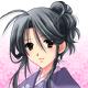 Spring inn landlady Machiko