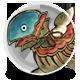 Badge TORIKABUTO