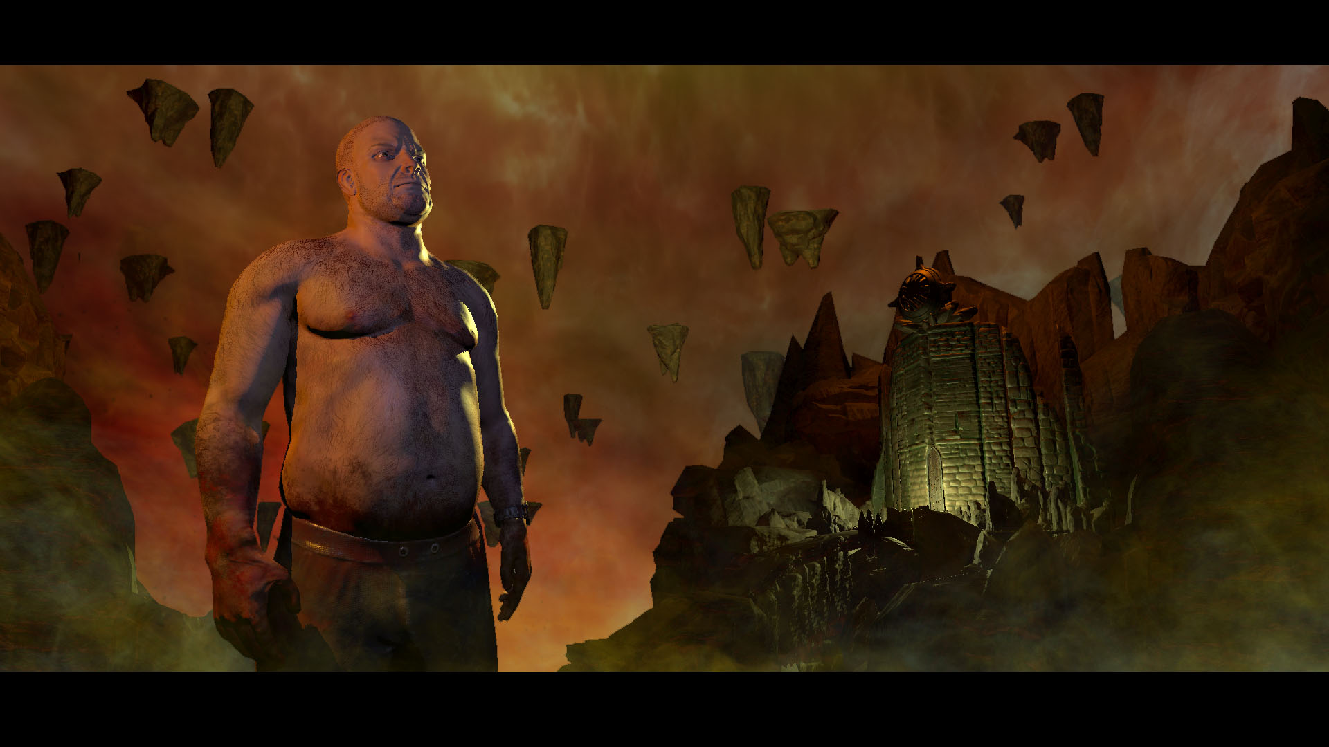 doorways holy mountains of flesh system requirements