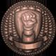 Bronze Fist of Pier