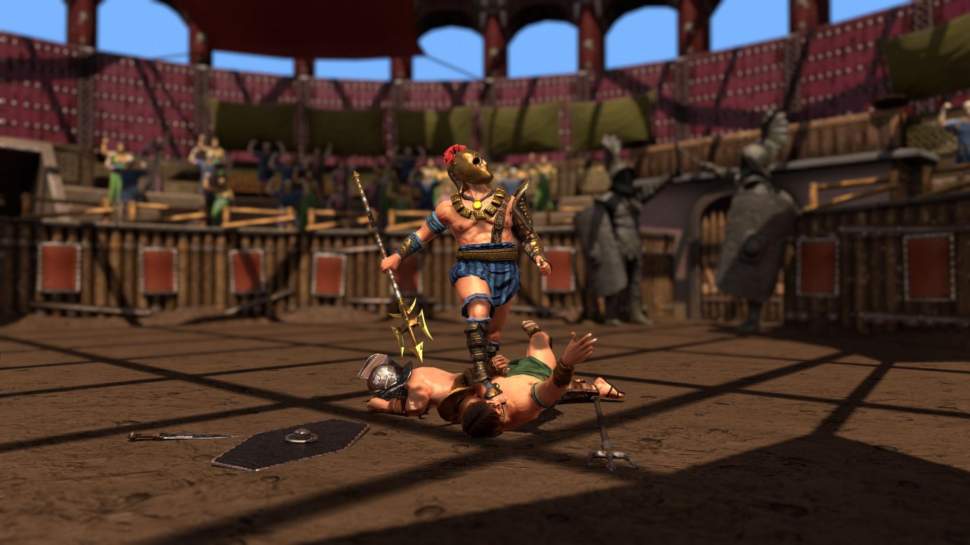 Steam Card Exchange Showcase Gladiators Online Death Before