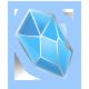 Wanda Blue Crystal