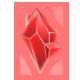 Wanda Red Crystal