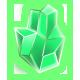 Wanda Green Crystal