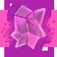 Wanda Purple Crystal
