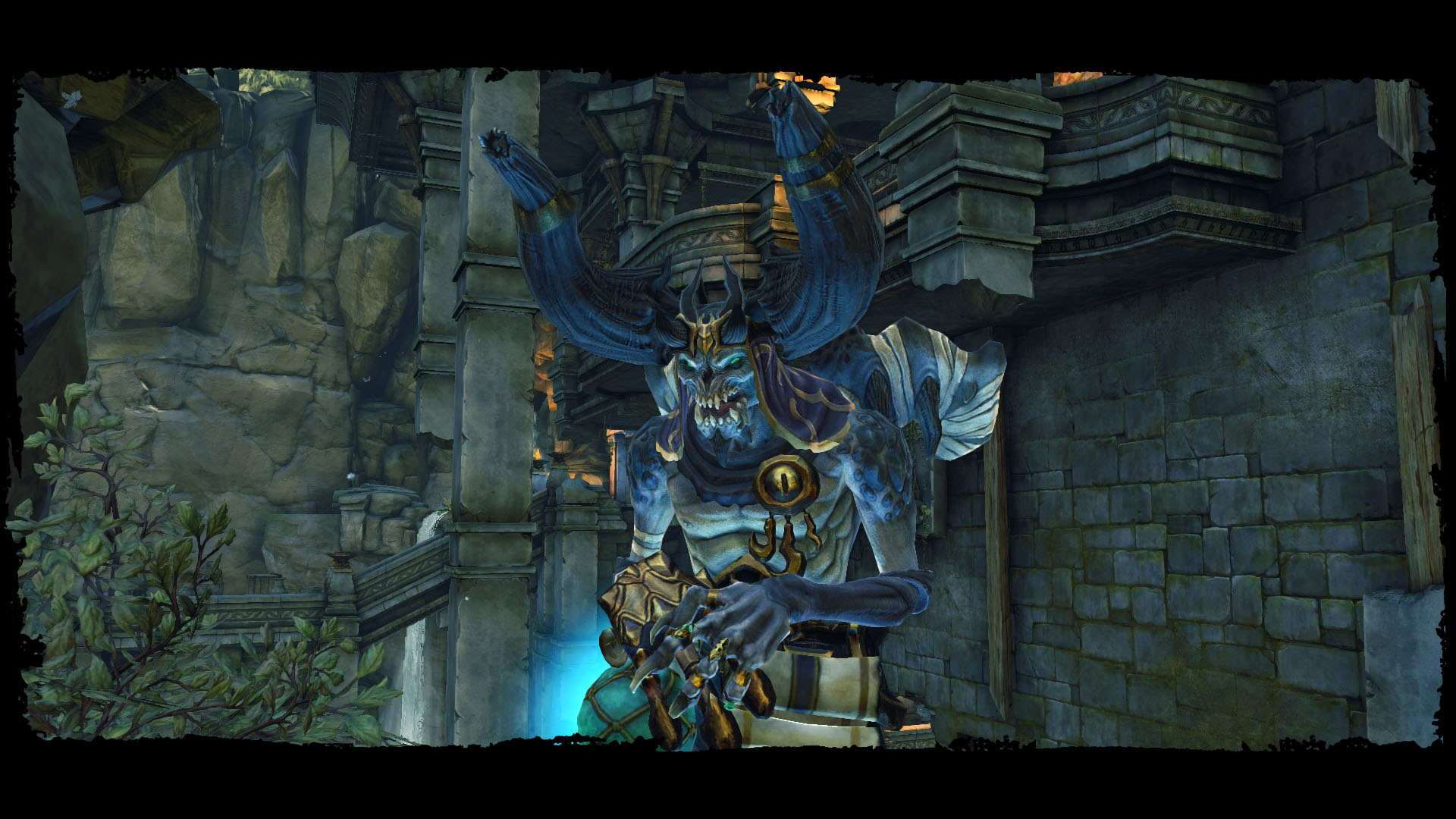 Showcase :: Darksiders II Deathinitive Edition