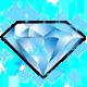 Sparkly Crystal