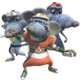 Bad Rats Worker