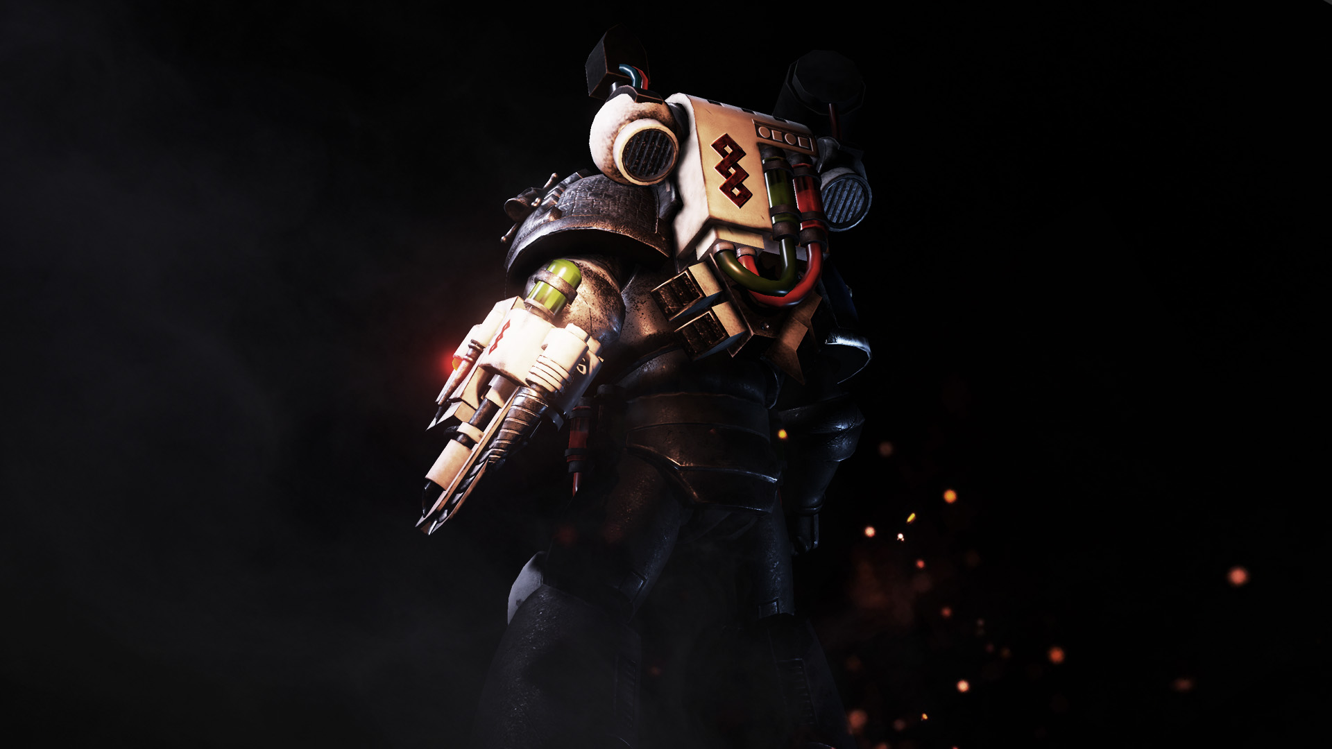Steam card exchange showcase warhammer 40000 deathwatch card 4 of 5artwork deathwatch apothecary biocorpaavc Image collections