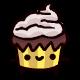 Cupcake who just ate a Cupcake