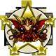 Evil God Badge