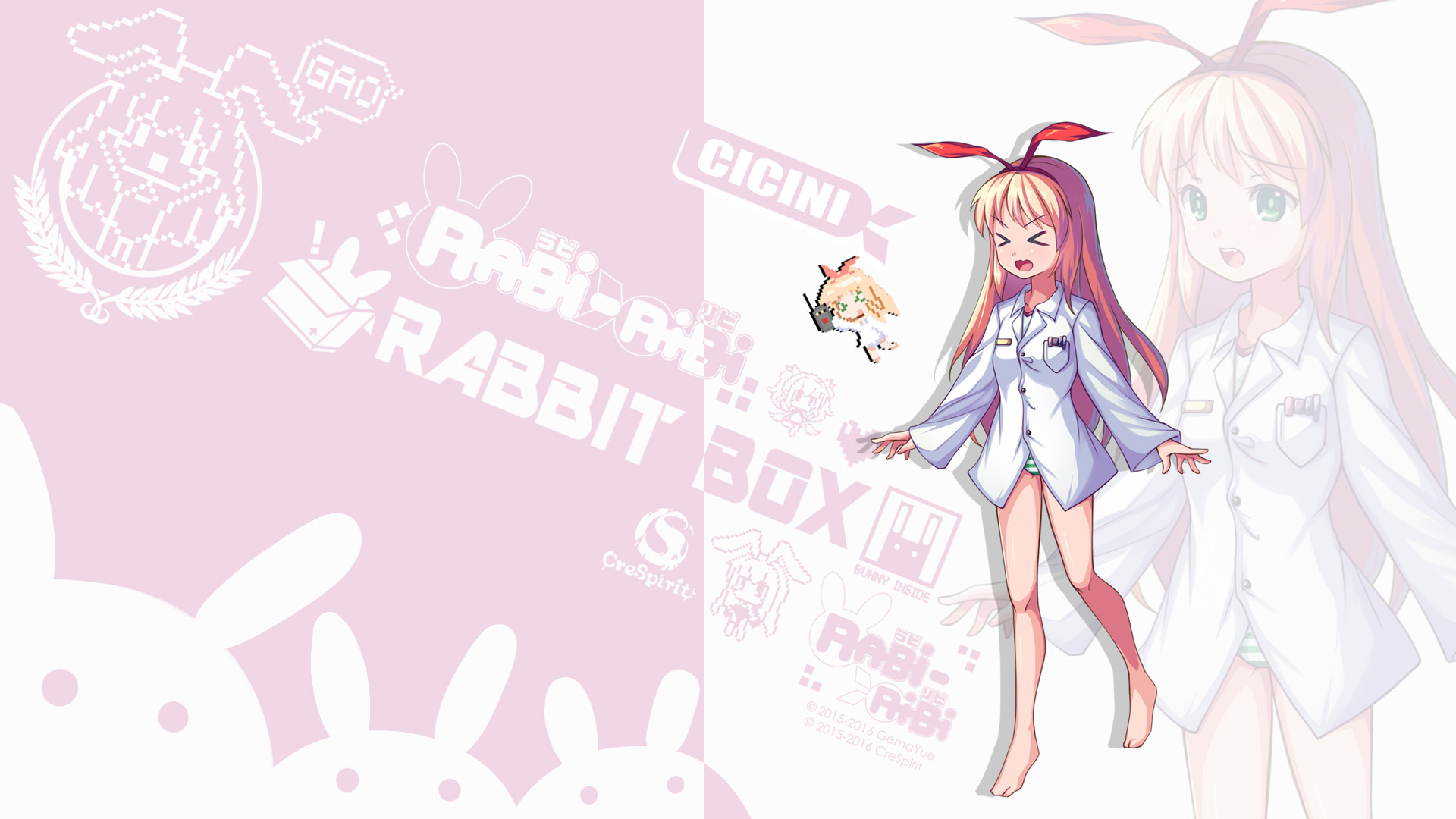 Steam Card Exchange :: Showcase :: Rabi-Ribi