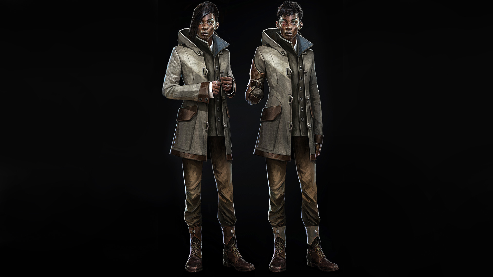 steam card exchange :: showcase :: dishonored 2