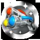 The Platinum ChromaGun