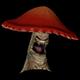 Aggressive Mushroom