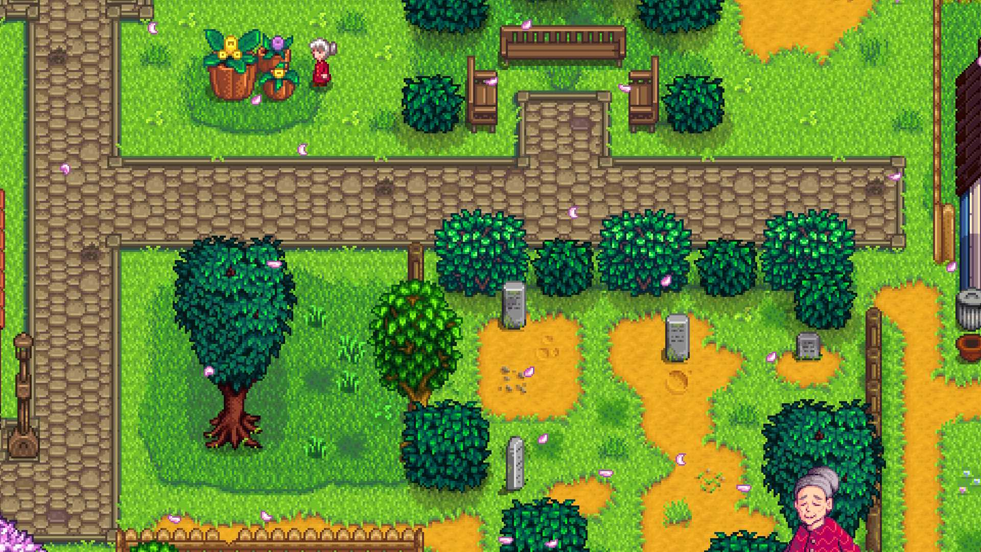 stardew valley how to make paths