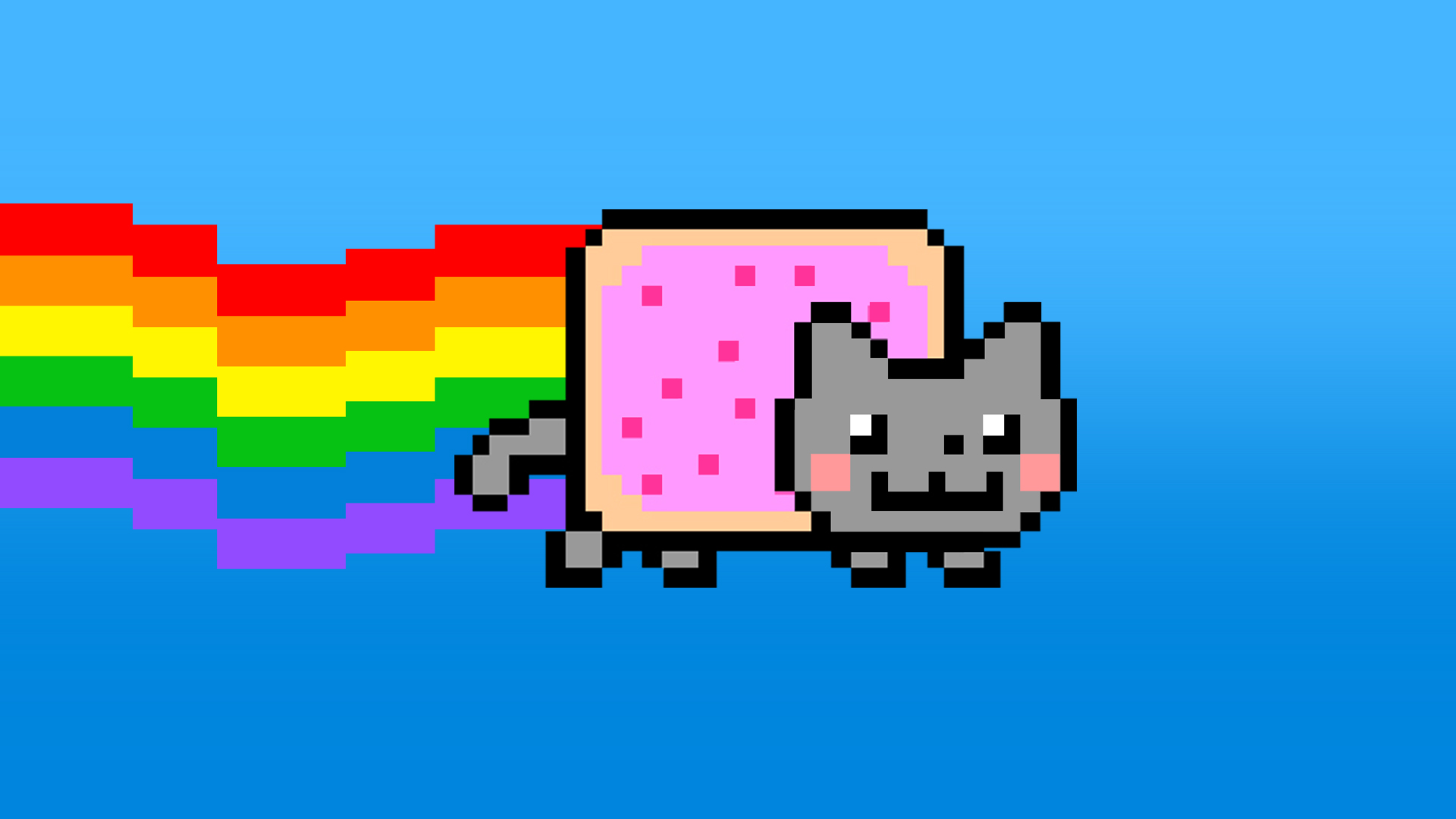 Steam Card Exchange Showcase Nyan Cat Lost In Space