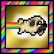 Rainbow Pug!