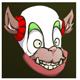 Clown Fewlock