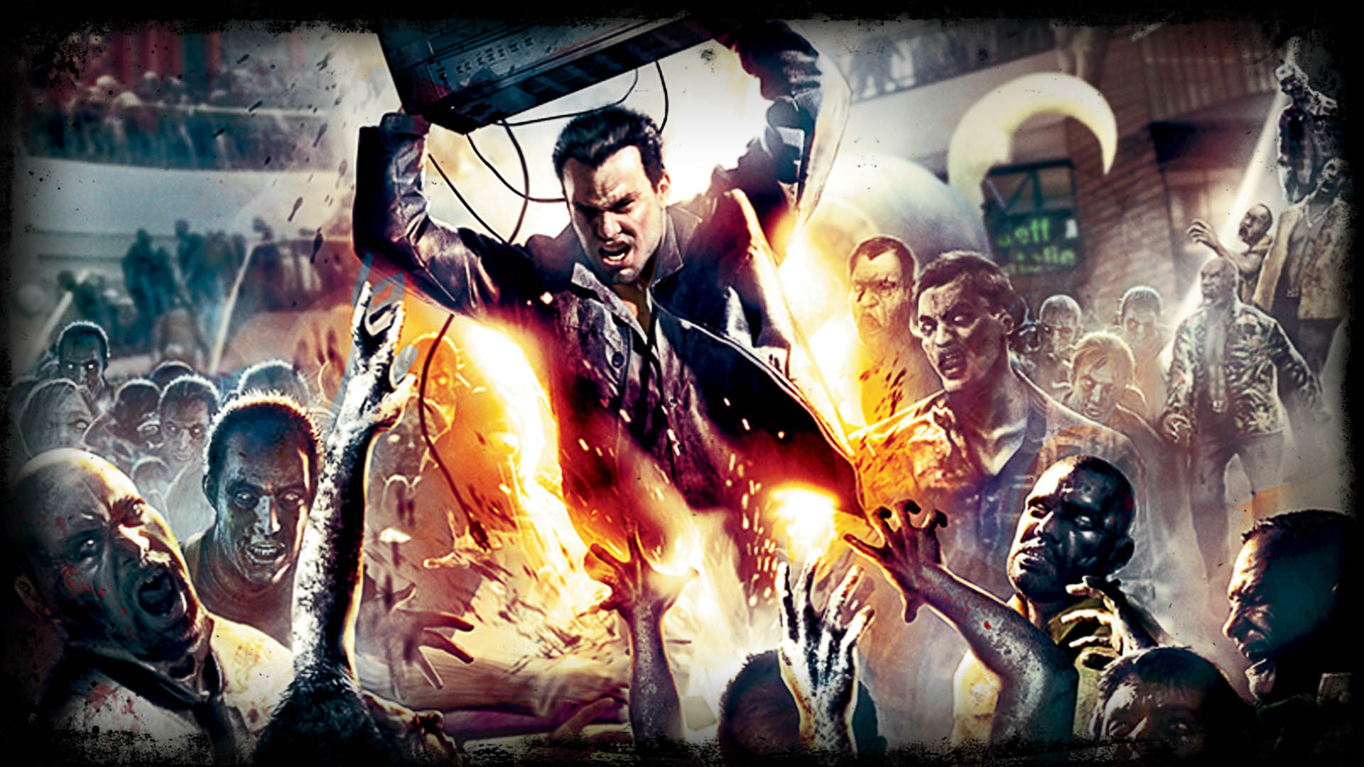 Steam card exchange showcase dead rising card 9 of 9artwork dead rising malvernweather Images